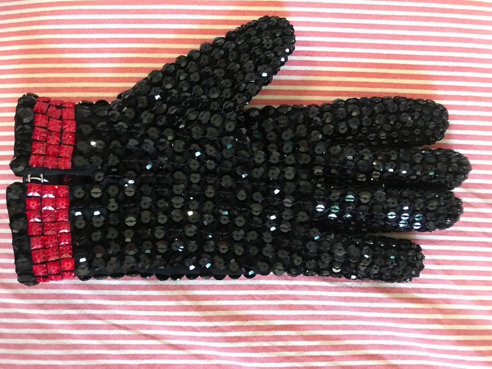Glove Back