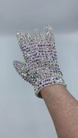 Grammy Awards Glove Video