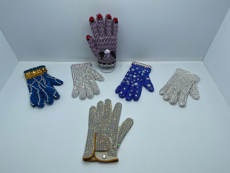 Some of the Gloves I make