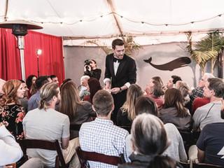 Red Carpet Event & One Man Show...