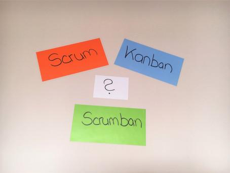 Scrum, Kanban, Scrumban – Für welche Teams eignen sich diese agilen Methoden und Frameworks?