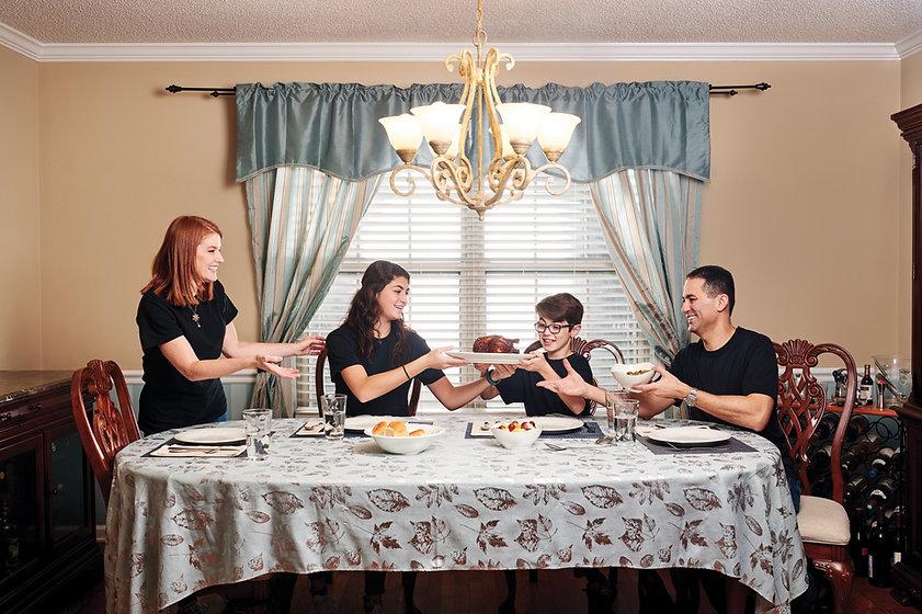 Ghaleb Family