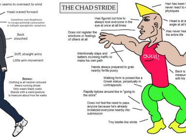 Os Incels e o neo-machismo