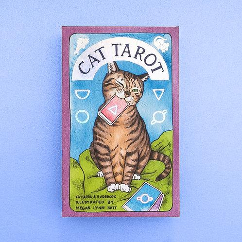 Cat Tarot Card Deck