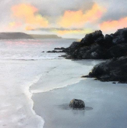 Trevone Bay Sunset