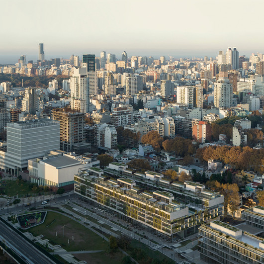 Building-Aerial-3d-Panorama-Architecture