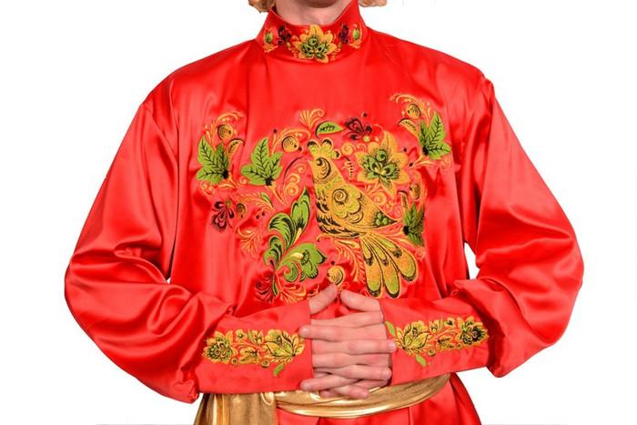Коллекция костюмов Русские промыслы
