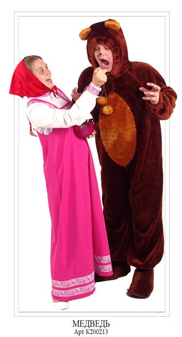 """Миша  из м/ф """"Маша и медведь"""""""