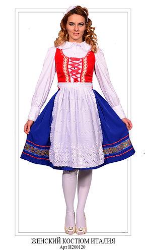 Женский костюм Италия