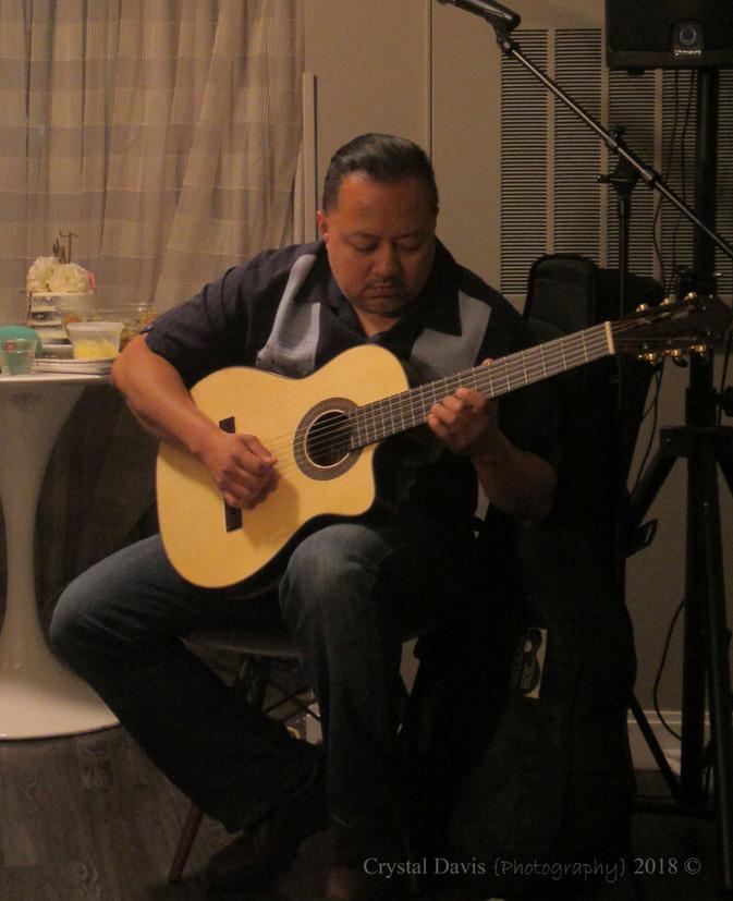 John Paul Garcia - Jersey City Native Playing a Mean Guitar