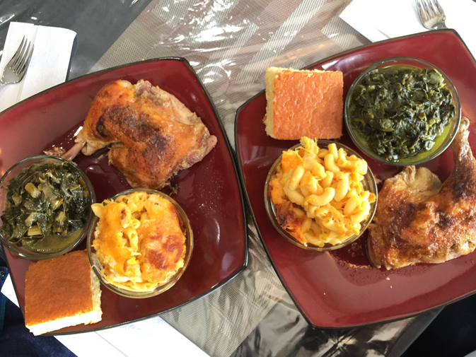 Eating with Your Soul at Lillian's Soul Food Take Out