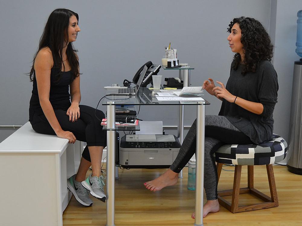 @Gabriella Perez for Pilates House