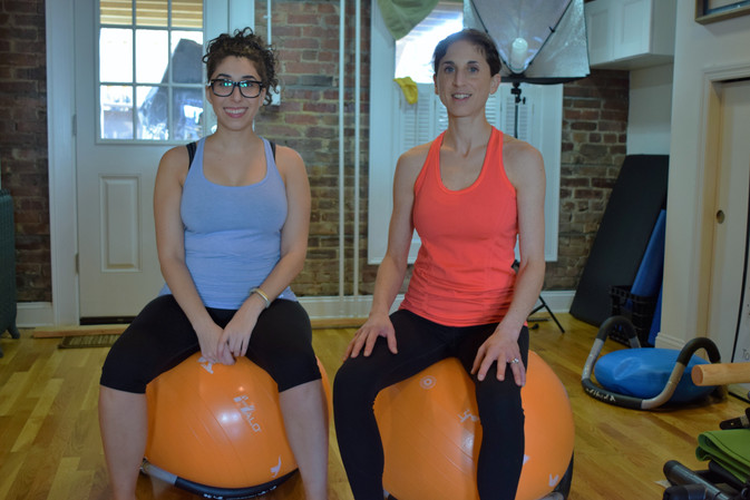 Personalized Pilates with Liberty Pilates
