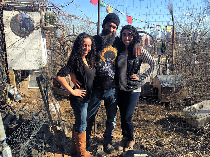 RIVIV JC (Jersey City) - Getting to Know Our Urban Farmer & Picker