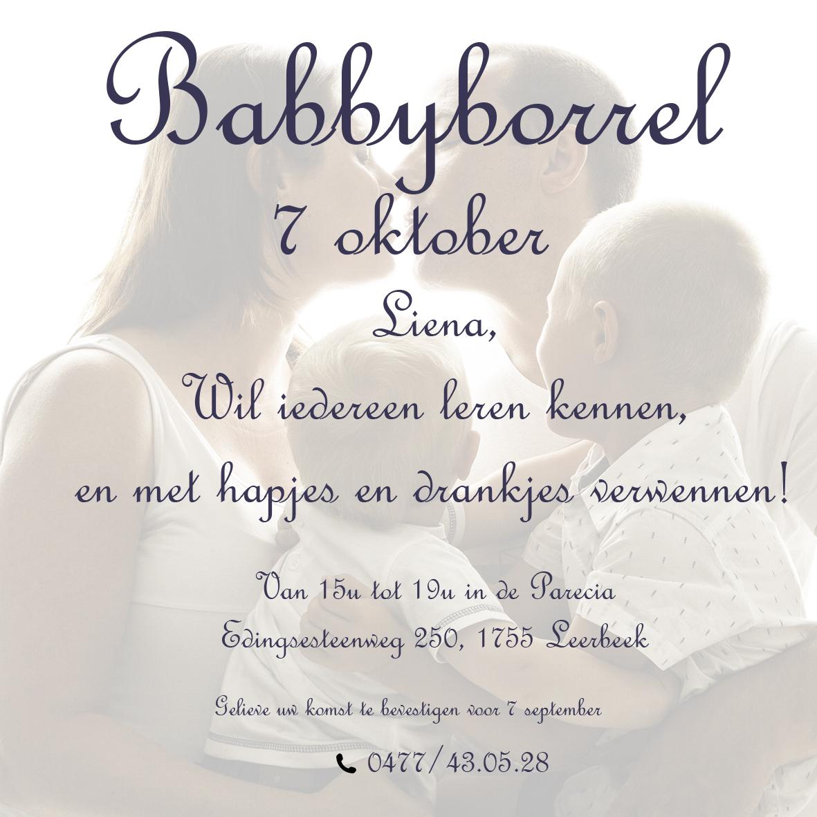 babbyborrel