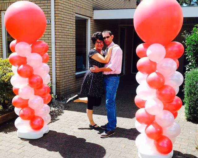 25-jarig huwelijk