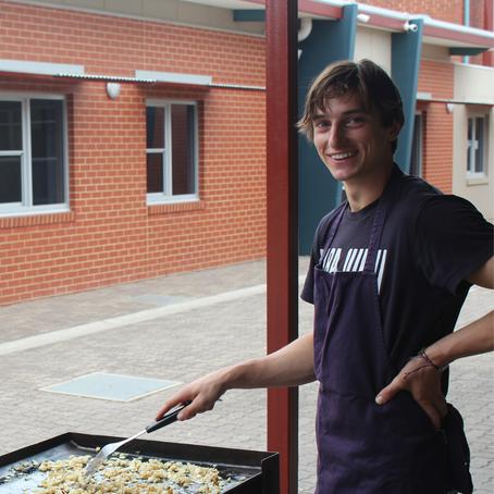 Our Volunteer Alex on ABC Radio!