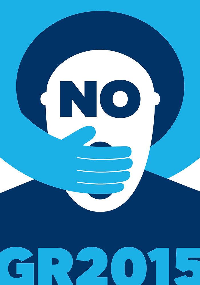 No - Greek Referendum 2015