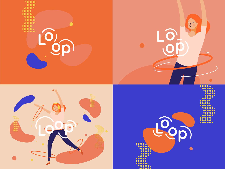 Loop Graphic Design