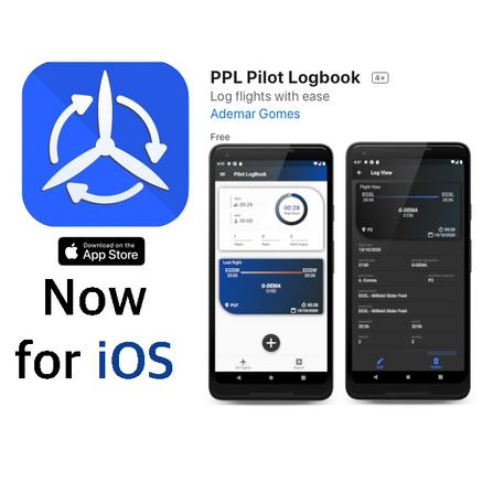 Free Pilot Logbook IOS App