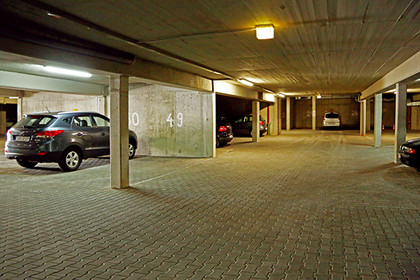 Chrysantihof Tiefgarage