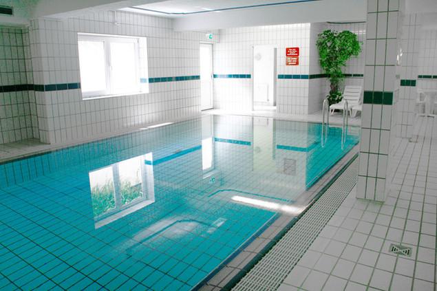 Chrysantihof Schwimmbad