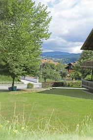 Chrysantihof Ausblick