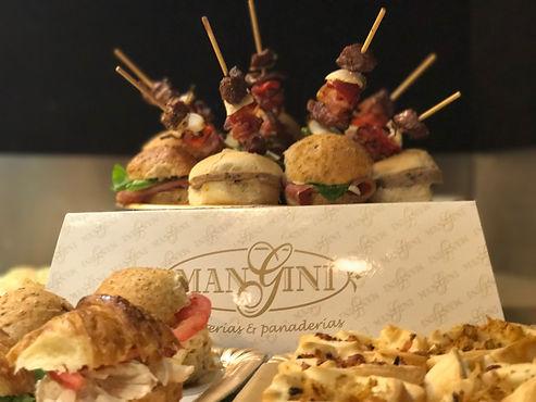 Mangini Confiterias Catering