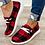 Thumbnail: 2020 Women Flats Autumn Breathable Casual Shoes