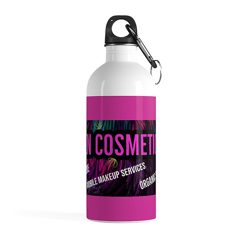 Vixxen Cosmetics LLC Stainless Steel Water Bottle