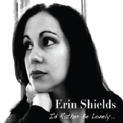 Erin Shields Jazz CD