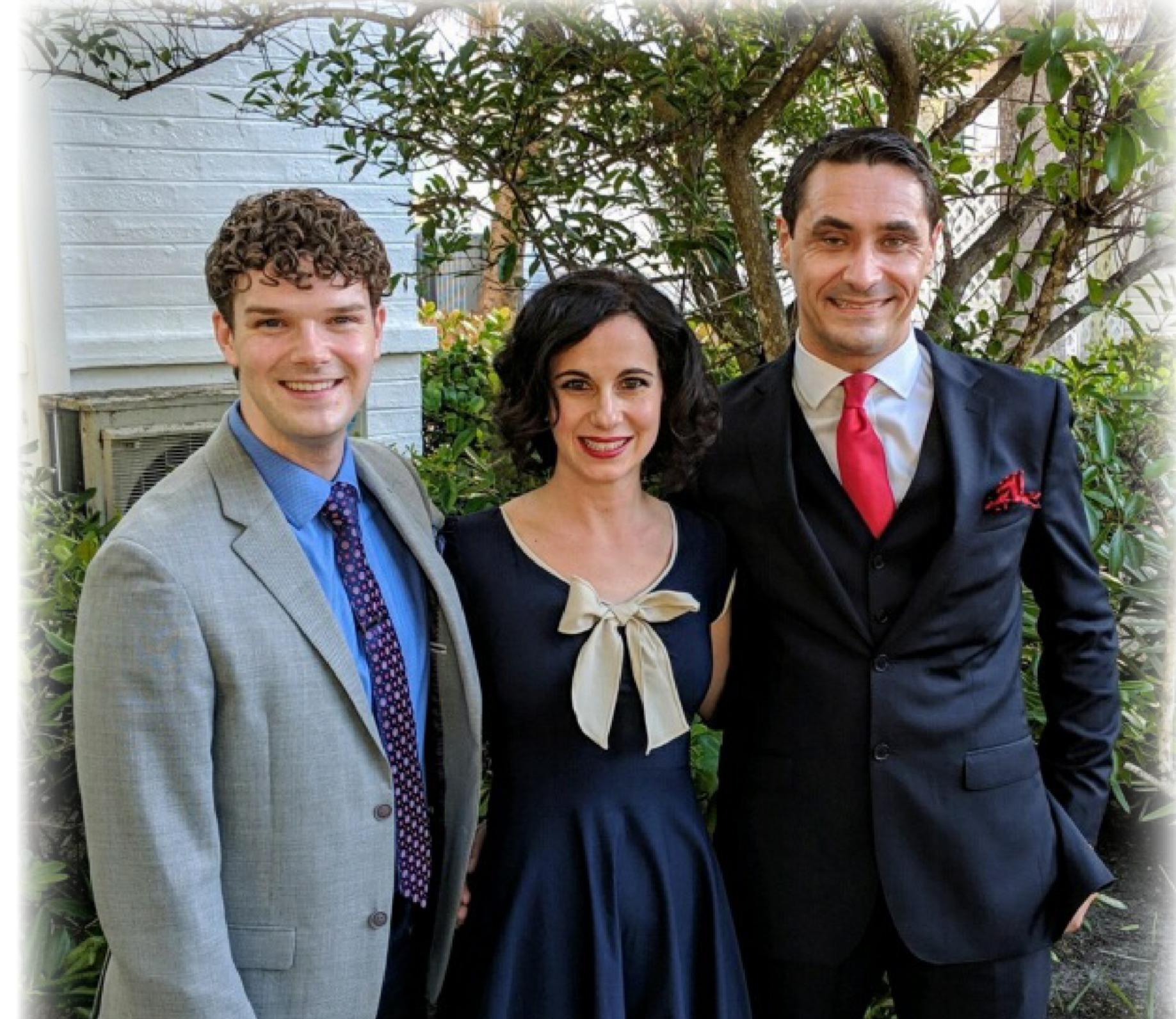Empire Trio with Brian Giebler