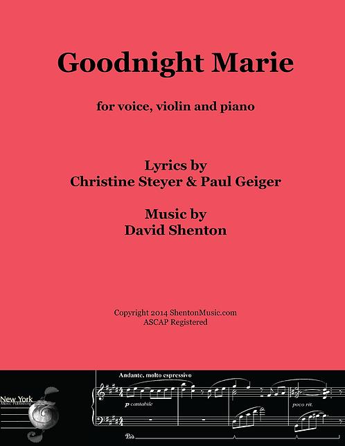 Goodnight Marie