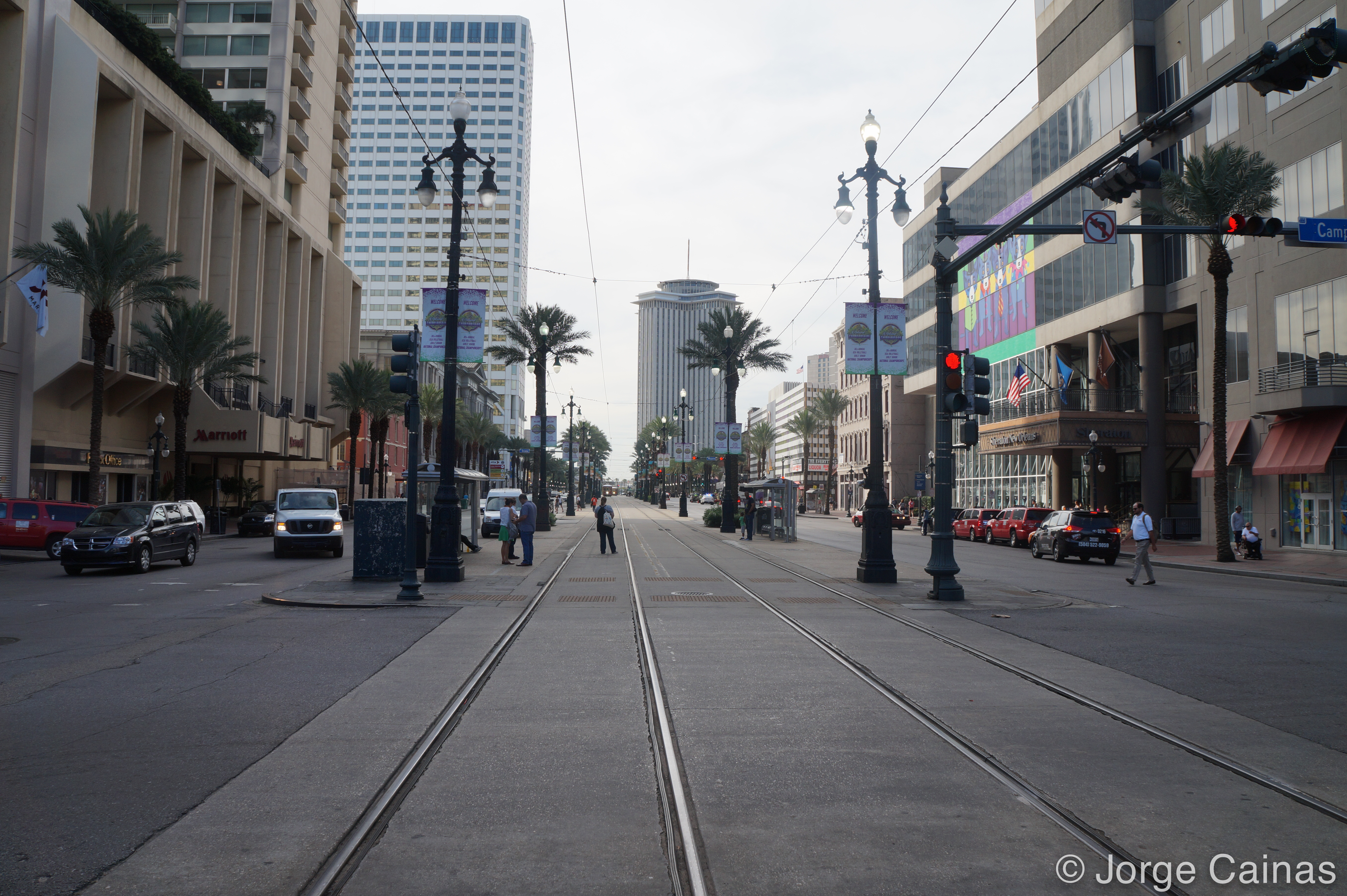 Early Morning in New Orleans