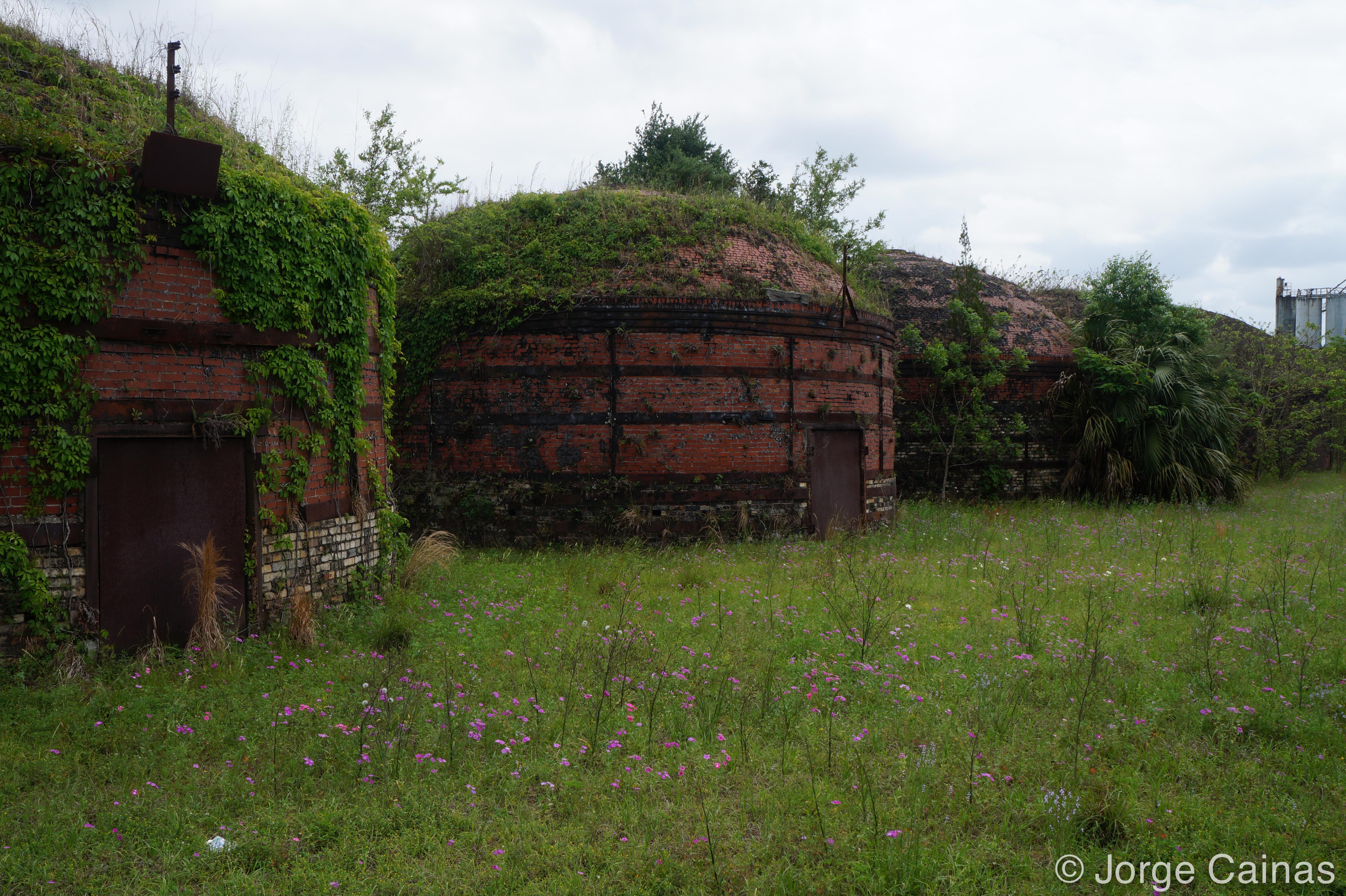 Dome Brick Buildings No.4