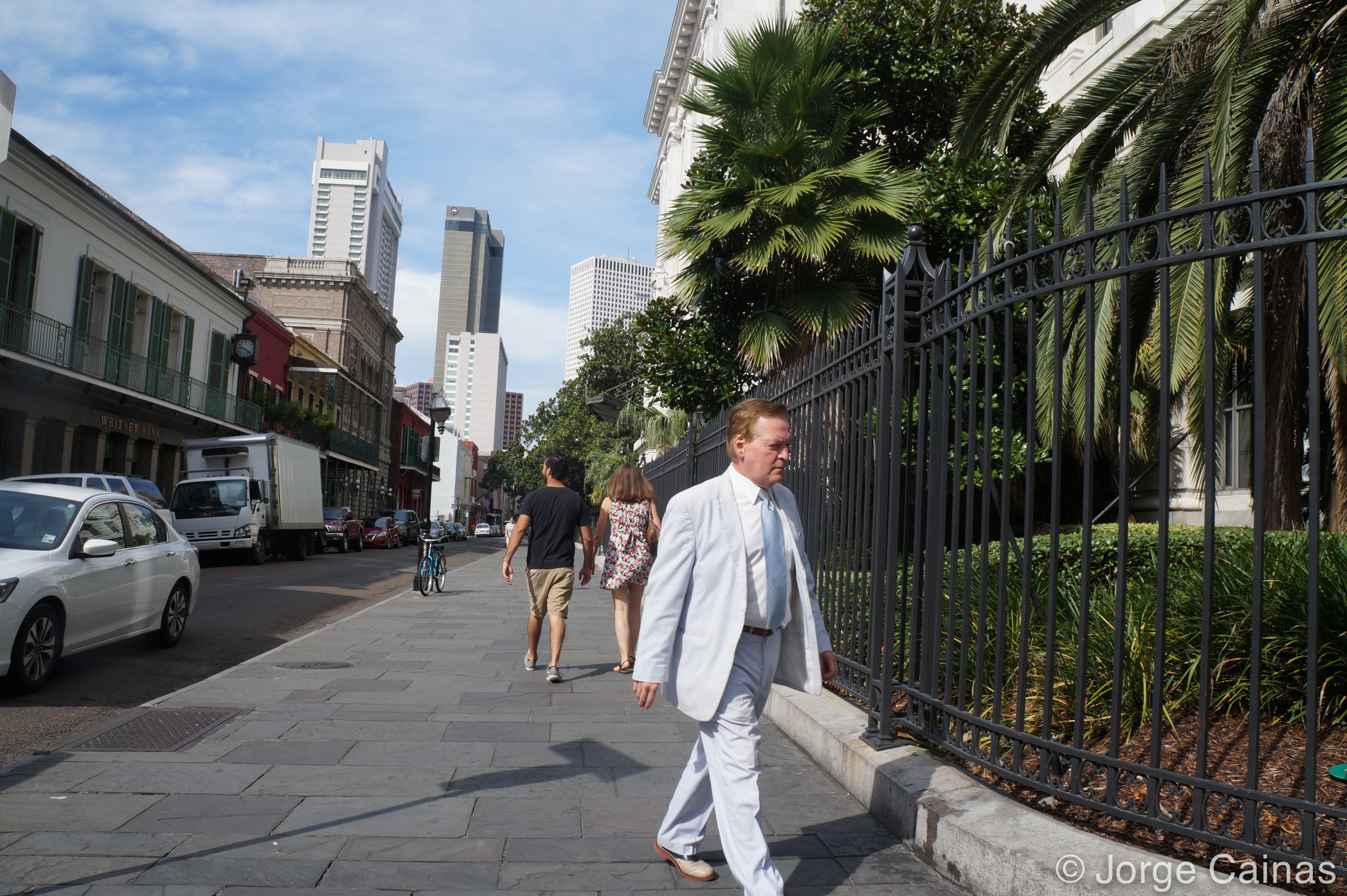 The New Orleans Man