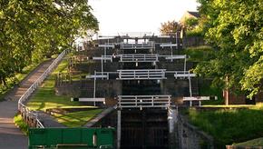 Five Rise Locks