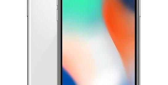 iPhone X б/у 64Gb silver