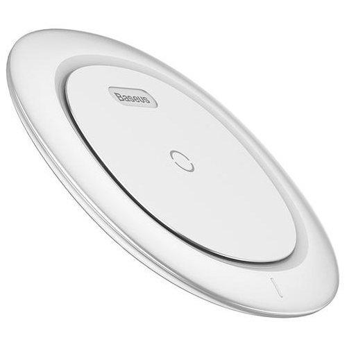Беспроводное зарядное устройство Baseus UFO Desktop Wireless Charger white