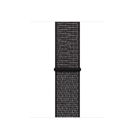 Спортивный браслет Apple Watch Nike black