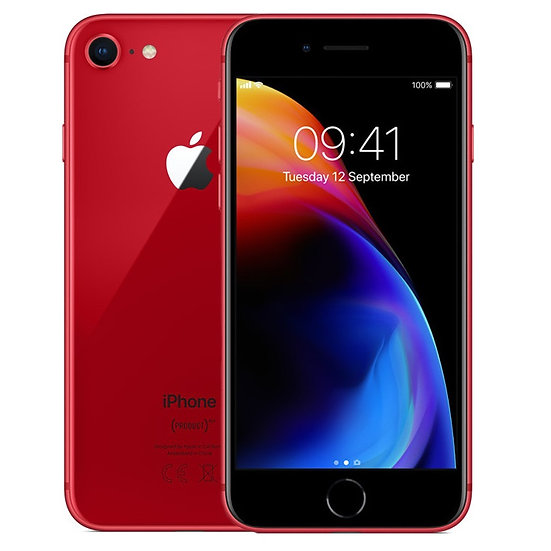 iPhone 8 б/у 64Gb red