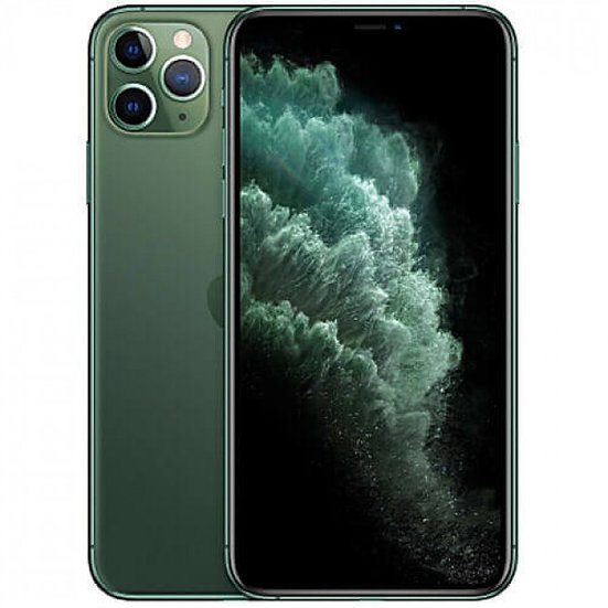 iPhone 11 Pro Max б/у 256Gb midnight green