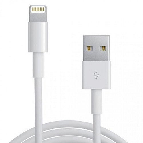 Кабель Apple Cable USB For Lightning 2.4А 100см