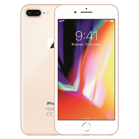 iPhone 8 Plus б/у 64Gb gold