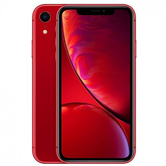 iPhone XR б/у 64Gb red