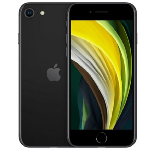 iPhone SE 2020 black 64Gb