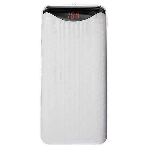 Внешний аккумулятор Baseus Gentleman Digital Display 10000mAh white