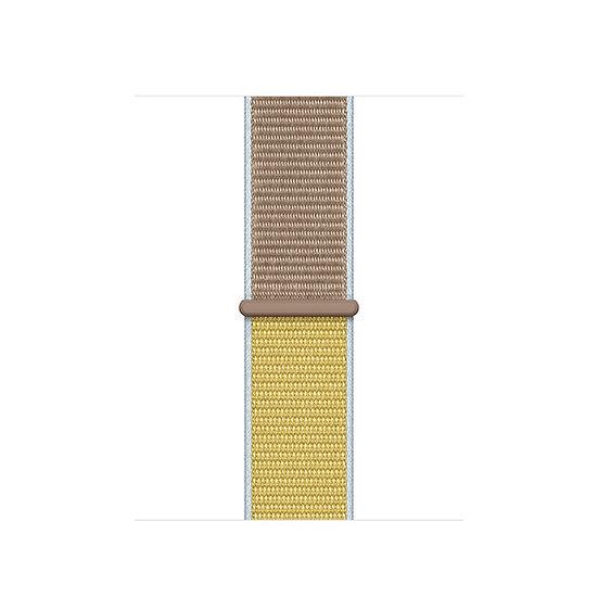 Спортивный браслет Apple Watch camel