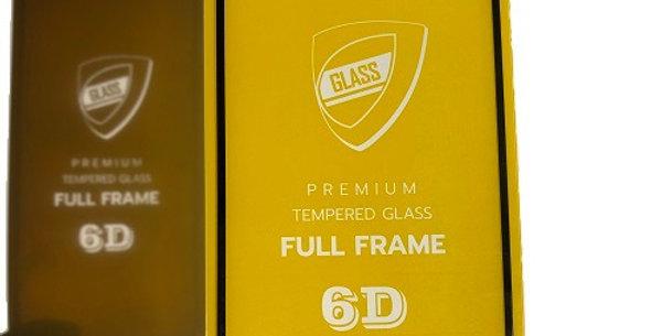 Защитное стекло Glass 6D на iPhone X/XS/XR/XSMax/11/11Pro/ProMax
