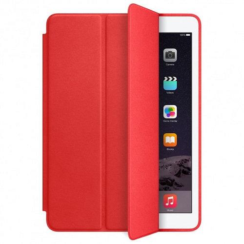 Чехол-обложка на iPad Smart Case red